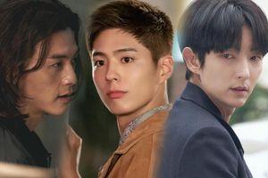 10 diễn viên - phim Hàn hot tuần 3 tháng 9: Park Bo Gum áp đảo Lee Jun Ki - Kim Ji Hoon