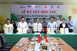 Thêm 6 doanh nghiệp 'bắt tay' hợp tác đào tạo và cung ứng nhân sự ngành Ô tô