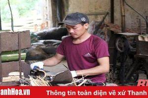 Huyện Thường Xuân phát triển các cơ sở chế biến lâm sản
