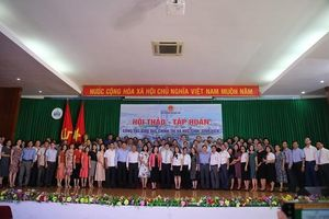 Bộ Giáo dục và Đào tạo tập huấn công tác học sinh, sinh viên năm học 2020-2021