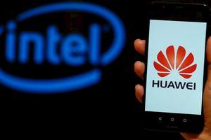 Intel đã được quyền bán chíp cho Huawei