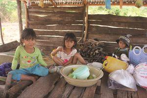Gia Lai: Nỗi nhọc nhằn của dân di cư tự phát dưới chân núi Cư Bung