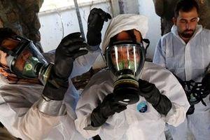 Nga phát hiện khủng bố Idlib chuẩn bị tấn công hóa học