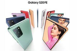 Samsung Galaxy S20 có thêm biến thể giá rẻ Fan Edition