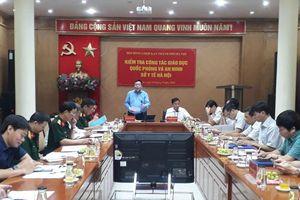 Tăng cường bồi dưỡng kiến thức quốc phòng - an ninh cho lực lượng Y tế Hà Nội