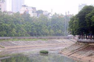 Sông Tô Lịch đôi lúc vẫn đẹp mộng mơ dù chưa xây dựng công viên lịch sử - văn hóa - tâm linh