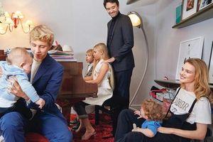 Cái kết đẹp cho chuyện tình nổi tiếng của làng mốt thế giới: 'Thái tử Louis Vuitton' dùng gần 10 năm chân tình mới đổi được cái gật đầu của bà mẹ 5 con