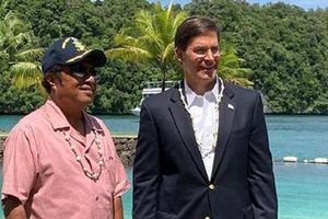 Cuộc đua Mỹ-Trung ở Nam Thái Bình Dương
