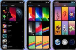 Bắt ngay trend tạo giao diện cực đẹp trên iOS 14 với BST hình nền 'nhìn là mê chữ ê kéo dài'
