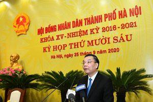 Tân Chủ tịch UBND TP Hà Nội Chu Ngọc Anh: Nhanh chóng, kịp thời đáp ứng nguyện vọng của nhân dân