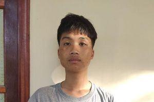 Tạm giữ hình sự nam thanh niên đập phá xe máy trên đường Trường Chinh