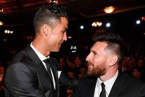 Không Ronaldo, Messi trong danh sách đề cử xuất sắc châu Âu
