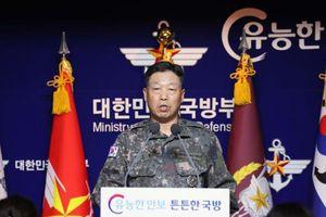 Seoul báo động quân đội vì Triều Tiên bắn chết quan chức mình