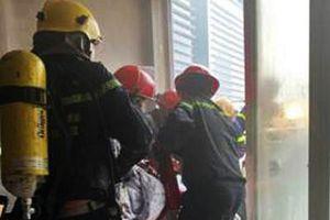 Cháy khách sạn ở TP.HCM, một người chết