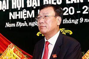 Tiểu sử Bí thư Tỉnh ủy Nam Định Đoàn Hồng Phong