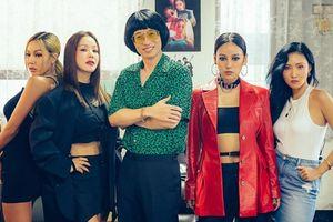 Nhóm nhạc của Lee Hyori công bố hình ảnh mới