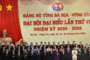 Ông Phạm Viết Thanh tái đắc cử Bí thư Tỉnh ủy Bà Rịa – Vũng Tàu