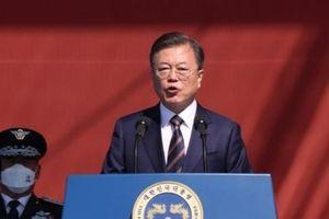 Tổng thống Hàn Quốc thề sẽ đáp trả vụ giết viên chức Bộ Thủy sản