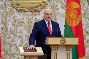 EU và Mỹ không thừa nhận Tổng thống Lukashenko