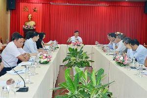 Làm việc với các cơ sở đào tạo phía Nam, Bộ trưởng Nguyễn Ngọc Thiện: 'Bộ sẽ ưu tiên xử lý những nhu cầu cấp bách'