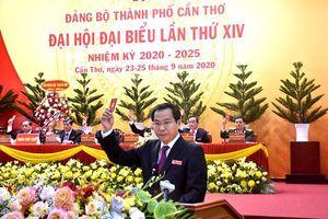Đồng chí Lê Quang Mạnh là tân Bí thư Thành ủy Cần Thơ