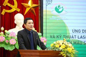 PGS, TS Nguyễn Duy Ánh: 'Chúng ta đã chủ động coi thai nhi là bệnh nhân'