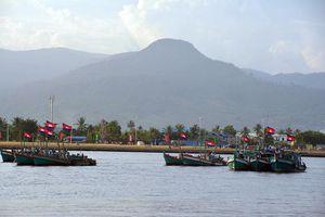 Campuchia hoãn tổ chức Lễ hội Biển 2020 để phòng dịch Covid-19
