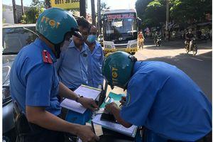 Sau vệt bài 'Biến tướng xe hợp đồng': Thanh tra giao thông ra quân nhưng kết quả chưa cao