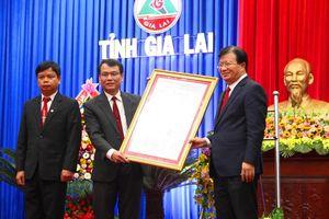 TP Pleiku là đô thị loại I trực thuộc tỉnh Gia Lai