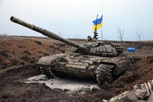 Nóng: Nghi vấn xe tăng T-72 Ukraine đâm chết 8 lính Mỹ