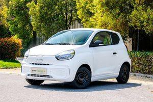 Xe ôtô điện xe điện Roewe Cleve siêu rẻ, chỉ 156 triệu đồng