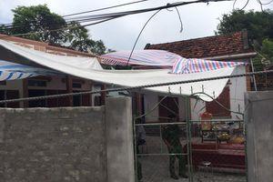 Nghệ An: Nghi án người vợ trẻ bị chồng sát hại lúc sáng sớm
