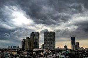 Dự báo thời tiết đêm nay và ngày mai (25-26/9): Trời nhiều mây; Bắc bộ và Tây Nguyên cục bộ mưa to