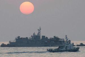 Hàn-Triều lại nóng vì vụ 'bắn người, đốt xác'