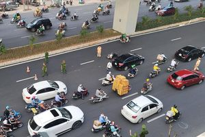 Lý lịch bất hảo của kẻ điên cuồng đập phá xe máy của dân sau va chạm giao thông