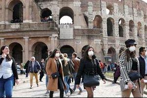 Châu Âu ghi nhận số ca nhiễm do COVID-19 cao 'kỷ lục'