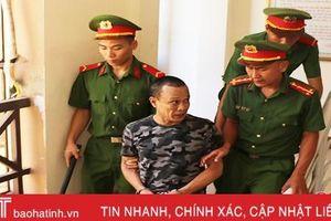 Tử hình kẻ gây án mạng kinh hoàng tại TX Hồng Lĩnh