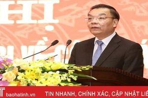Ông Chu Ngọc Anh được bầu giữ chức Chủ tịch UBND TP. Hà Nội