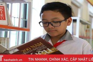 Diễn viên 'nhí' Hà Tĩnh trải nghiệm vai diễn Vương Quan trong phim về Nguyễn Du