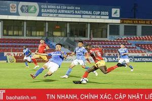 Vòng 12 V.League: Hồng Lĩnh Hà Tĩnh quyết tâm giành điểm trên sân Thanh Hóa