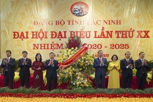 Khai mạc Đại hội đại biểu Đảng bộ tỉnh Bắc Ninh lần thứ XX