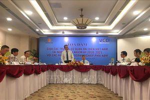 Tăng cường hợp tác giữa cơ quan đại diện Việt Nam ở nước ngoài với doanh nghiệp