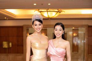 Hoa hậu Tiểu Vy: 'Đạt được danh vị hoa hậu không khó nhưng để giữ danh vị thì không hề dễ dàng'
