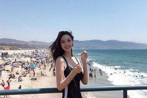 Chân dung hoa hậu vướng tin đồn hẹn hò Lee Min Ho