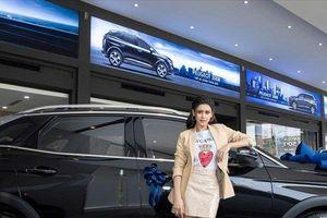 Bóc giá xế hộp Peugeot 3008 tiền tỷ Trương Quỳnh Anh tậu để đưa con đi học