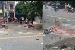 Khởi tố, bắt tạm giam tài xế đâm tử vong 3 người tại Phú Thọ