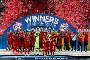 Bản lĩnh giúp Bayern giành chiếc cúp thứ 4 trong năm 2020