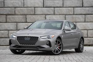Top 10 xe sedan hạng sang tốt nhất tầm giá dưới 40.000 USD: Genesis G70 đầu bảng