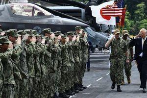 Trung Quốc đáp trả đề xuất 'đưa quân đội Mỹ tới Đài Loan để răn đe rồng'