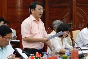 Giám đốc Sở GTVT Quảng Ngãi làm Phó Bí thư Thành ủy Quảng Ngãi